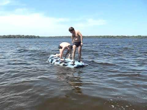 лодка барс 300 видео