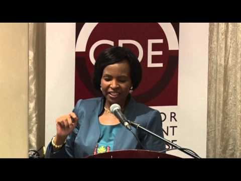 Democracy Works! presentation highlights at the Johannesburg launch