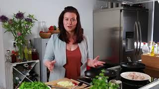 Slimwoner: koken op inductie met Francesca Kookt