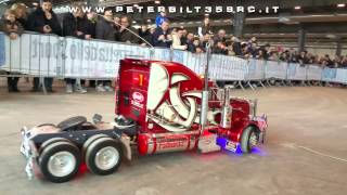 Giant Model Peterbilt 359 RC Truck Show