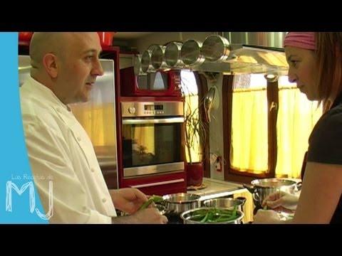 Hoy cocino con... | TOURNEDÓ DE RAPE TRUFADO CON SUQUET DE VERDURITAS Y HIERBAS