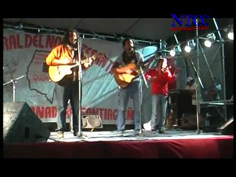 HUAYRA MUYOJ, DÚO HECHIZO ,GRUPO RAÍCES , HIJOS DEL SOL - Expo Quimili 2011 (ZAR-FUX).mpg