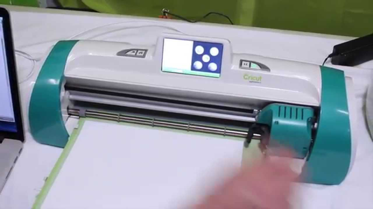 Cricut explore vs expression youtube