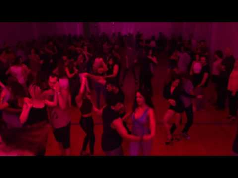 BDC2016: AllanZ on deck with several people TBT 17 ~ video by Zouk Soul