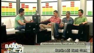 Alaudin Mustafa Jetmir Zeqiri Artan Nika në emisionin Bardh e Zi TV Era