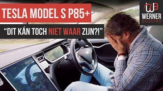 Bijtelling??? Bij een gebruikte Tesla Model S P85+, hoe dan? #194