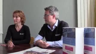 Interview met patiënten van de ziekte van Huntington.