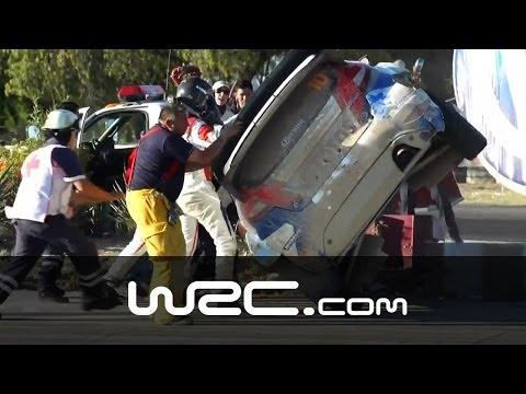 Stages 12-13: Rally Guanajuato México 2014