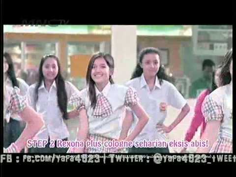 Iklan Rexona Teens - Blink & Do : Holiday