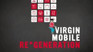 Virgin Mobile RE*Generation: #UnLockedOut