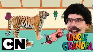 Uncle Grandpa - Funny Face (Preview) Clip 1