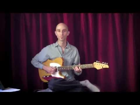 Poliritmia a lo Eric Johnson - Pedro Bellora, Frases y Acordes de Jazz