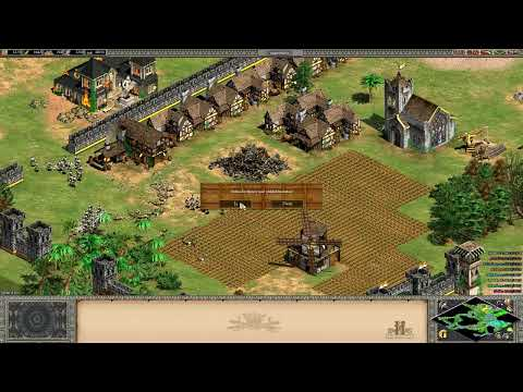 AGE OF EMPIRES II ᴴᴰ #023 ►Frankophil oder Frankophob?◄ Let's Play Age of Empires II ⁞HD⁞ ⁞Deutsch⁞