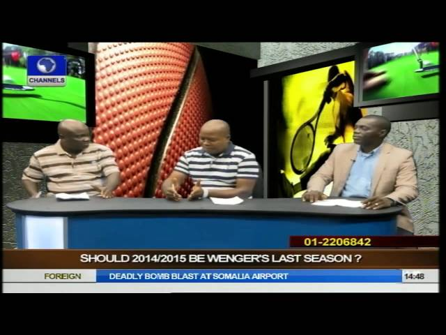Sports Palava: Should Wenger Stay Or Leave Arsenal? PT2