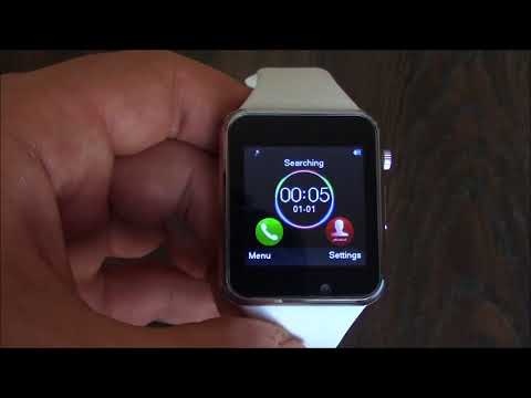 How To Restore an A1 Smartwatch To Factory Settings