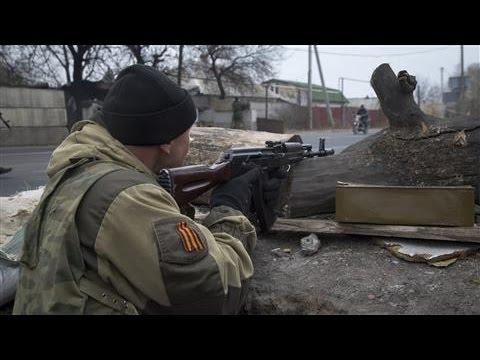 Fighting in Ukraine's Donetsk Escalates to Heaviest in Months