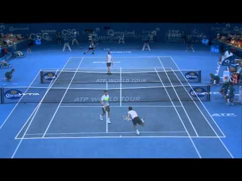 Andy Murray v Grigor Dimitrov - Highlights Men's Singles Final: Brisbane International 2013