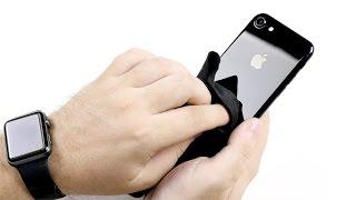 Давайте заляпаем iPhone 7 Jet Black / Черный оникс