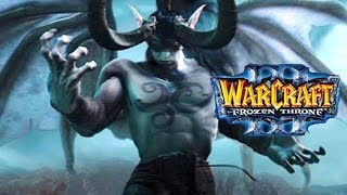 Смотреть прохождение игры варкрафт 3 фрозен трон кампания эльфов