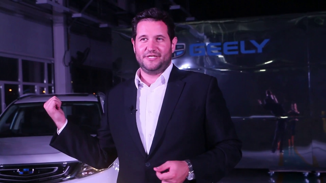 New GEELY EMGRAND X7 2019: отзывы Евгений ПЕРЛИН, телеведущий