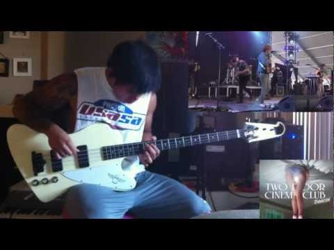 Two Door Cinema Club- Handshake (Bass Cover)
