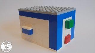 Lego Button Safe