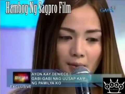 Deniece Cornejo - STARTALK RAP! Hambog ng Sagpro