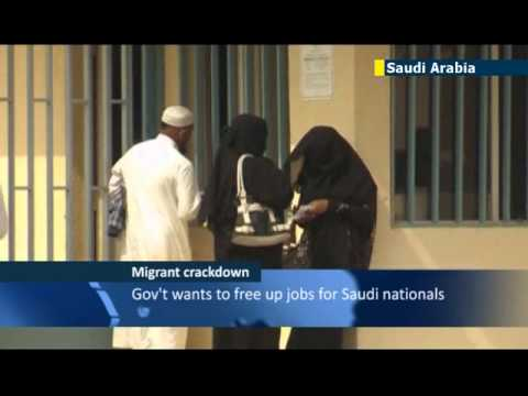 Saudi Arabia crackdown on illegal workers: thousands of arrests follow end of amnesty period