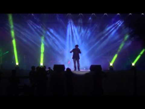 Jab Tak Hai Jaan Full Title Song - Javed Ali @ SPARSH'14 SVNIT SURAT