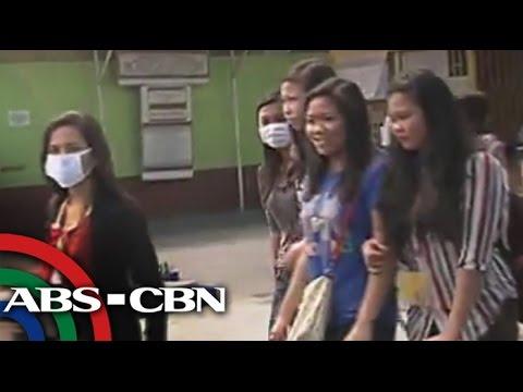 3 Pinoy nakitaan ng sintomas ng MERS-CoV