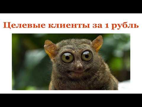 Целевые клиенты из браузера за 1 рубль - сервис hunterlead