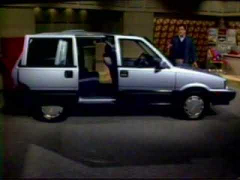 MotorWeek- 1986 Nissan Stanza Wagon