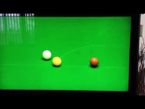Maguire getting angry with Poomjaeng World championships 2013