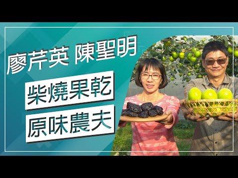 台灣-草地狀元-20180326 - 1/2 柴燒果乾原味農夫