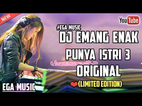 DJ EMANG ENAK PUNYA ISTRI 3 AISYAH MAIMUNAH 🎧 PALING POPULER 2018