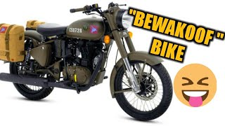 "Don't Buy Royal Enfield Classic Pegasus 500   The ""BEWAKOOF"" Bike of the Year   PP Vlogs"