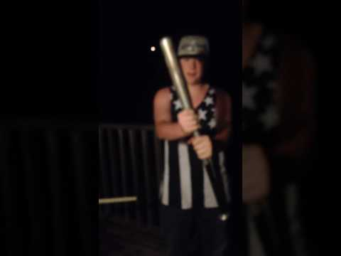 Part one baseball bat to nuts