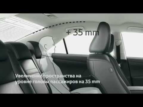 Toyota Camry — Интерьер