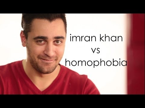 Imran Khan Answers Questions About Being Gay & Sec 377