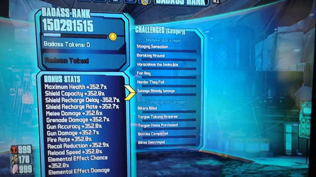 how to change difficulty in borderlands 2