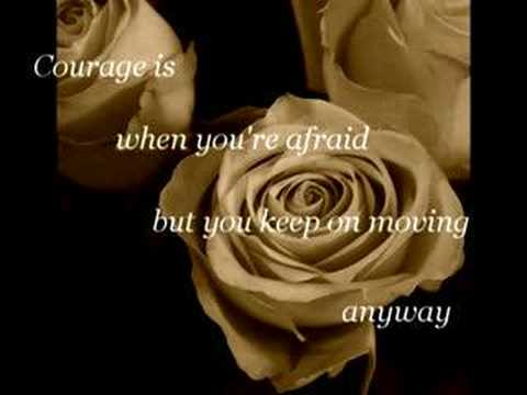 Courage Is - The Strange Familiar [Full Song]