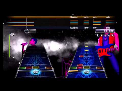 Amazing Horse - Weebl's Stuff - Rock Band 3 2p Band video