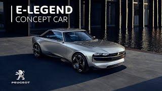 Musique pub Peugeot e-LEGEND Concept | #UnboringTheFuture