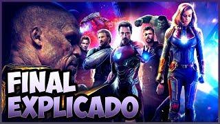 Download Lagu Infinity War explicación final con escena post creditos | Top Cinema Gratis STAFABAND