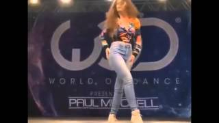 Best robot dance ever !!! Hip HOp barby girl  باربي الفتاة الراقصة