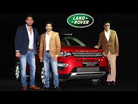 Land Rover Discovery Sport | Car Launch In India 2015
