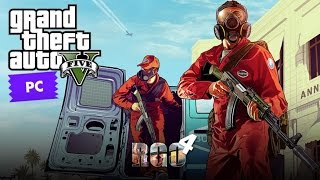 """RAPGAMEOBZOR 4"" — GTA V (PC)"