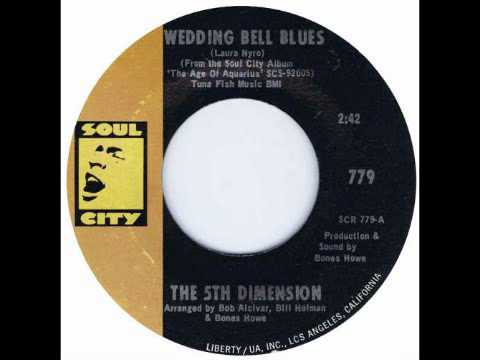 WEDDING BELL BLUES Chords - Fifth Dimension | E-Chords