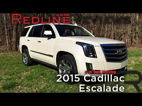 2015 Cadillac Escalade – Redline: Review