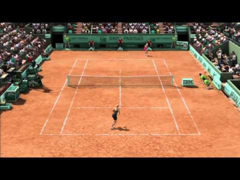 Eugenie Bouchard - Maria Sharapova 2-6 4-6 | 2nd Round French Open | 31.05.2013 Grand Slam Tennis2